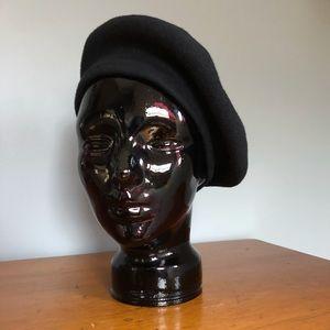 Vintage French Beret Hat